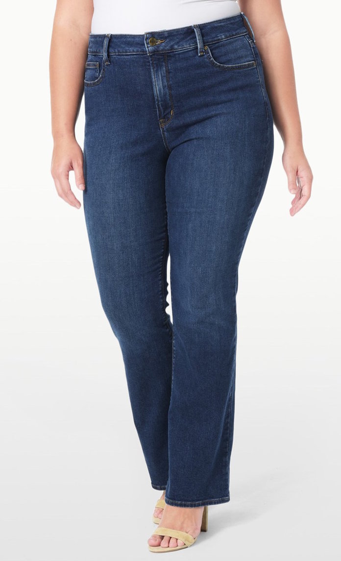 Curvy women jeans; the buying guide