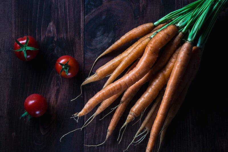 Carrots Foods