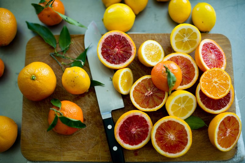 Citrus fruits Foods