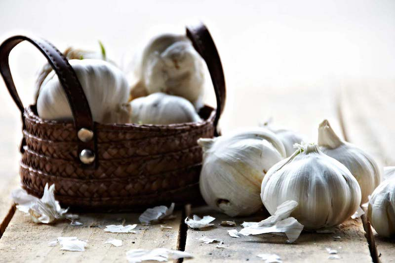 Garlic Foods