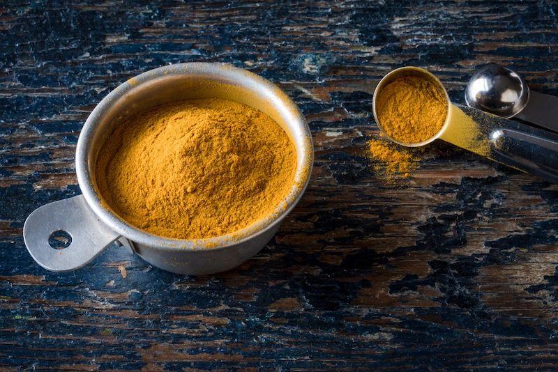 Turmeric Foods