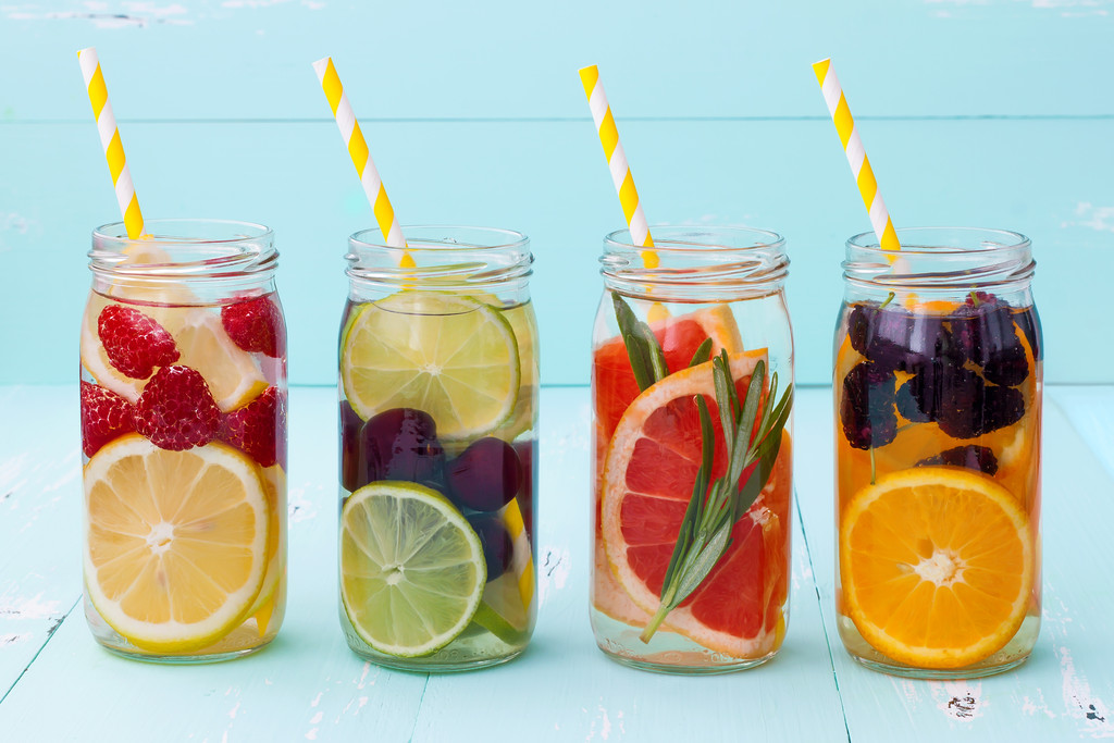 Wonder Water: 3 Wondrous Infused Water Ideas for Gorgeous Skin