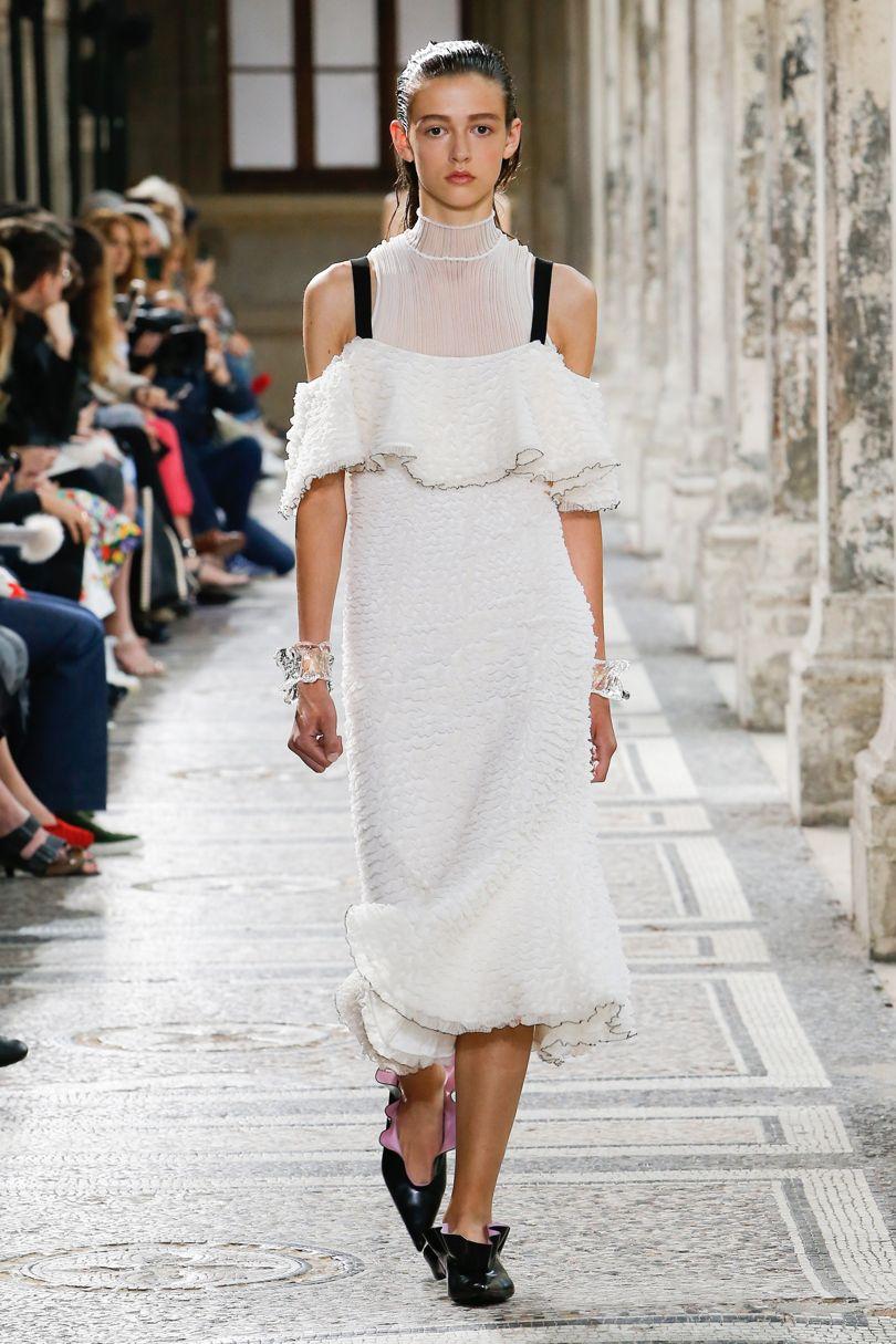 White Dresses Best White Dress Collections From Resort