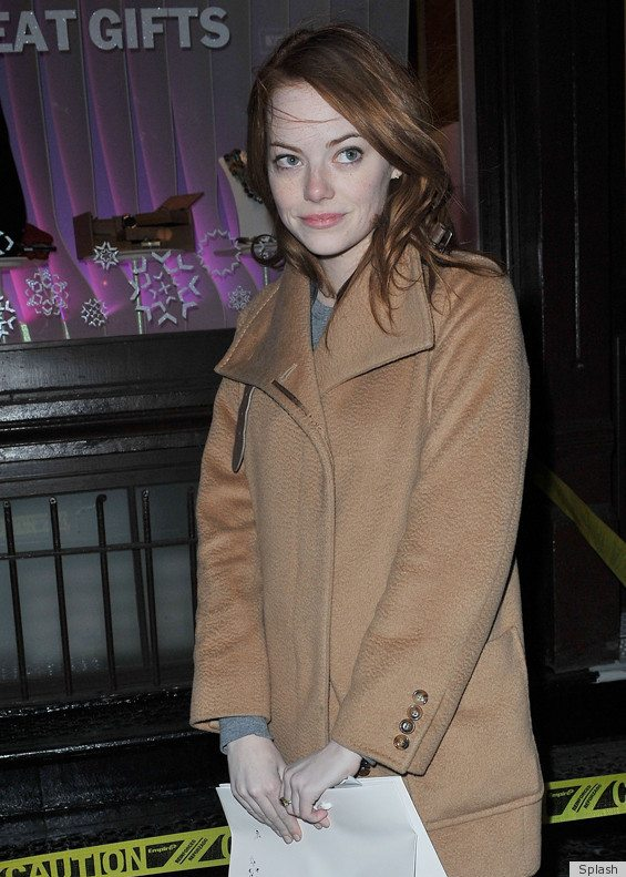 Leaked Emma Stone Without Makeup Still A Perfect Beauty