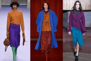 Latest Fashion Trends; biggest trends of the London Fashion Week