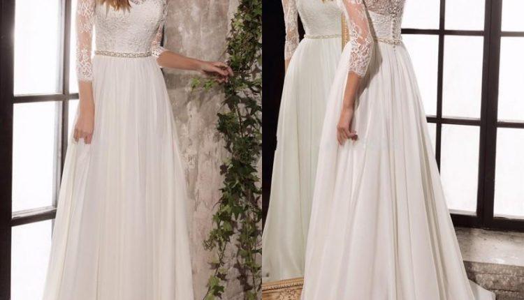Simple Wedding Dresses For An Elegant Wedding