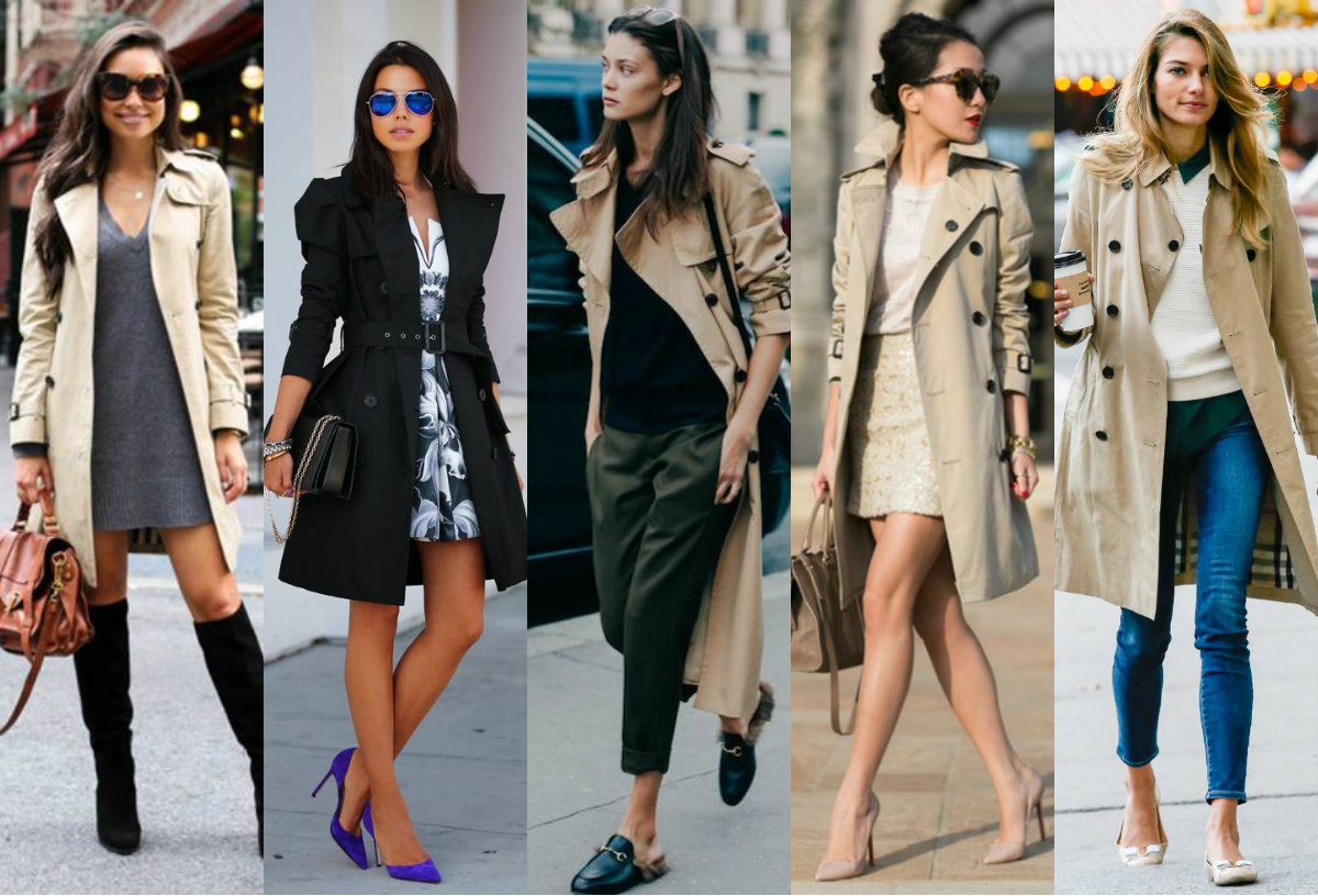 flattering coats