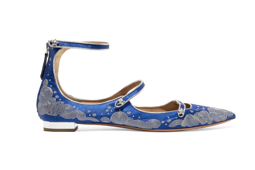 party flats, dior, boden