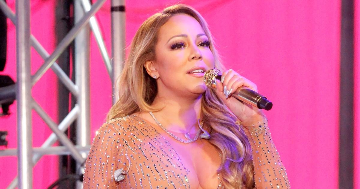 Mariah Carey Returns to 'New Year's Rockin' Eve'