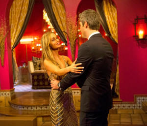 Ali and Arie Luyendyk Jr. on 'The Bachelor'