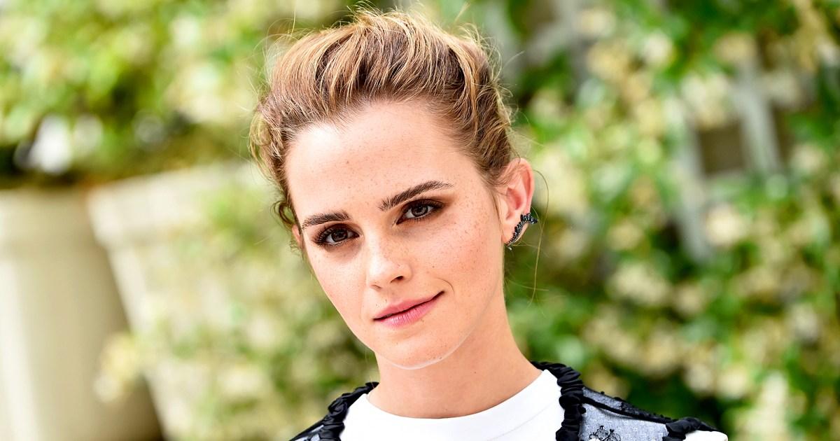 Emma Watson Debuts Short Bangs on Instagram: Pic