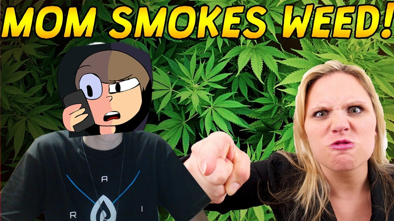 Why Moms Should Smoke Weed