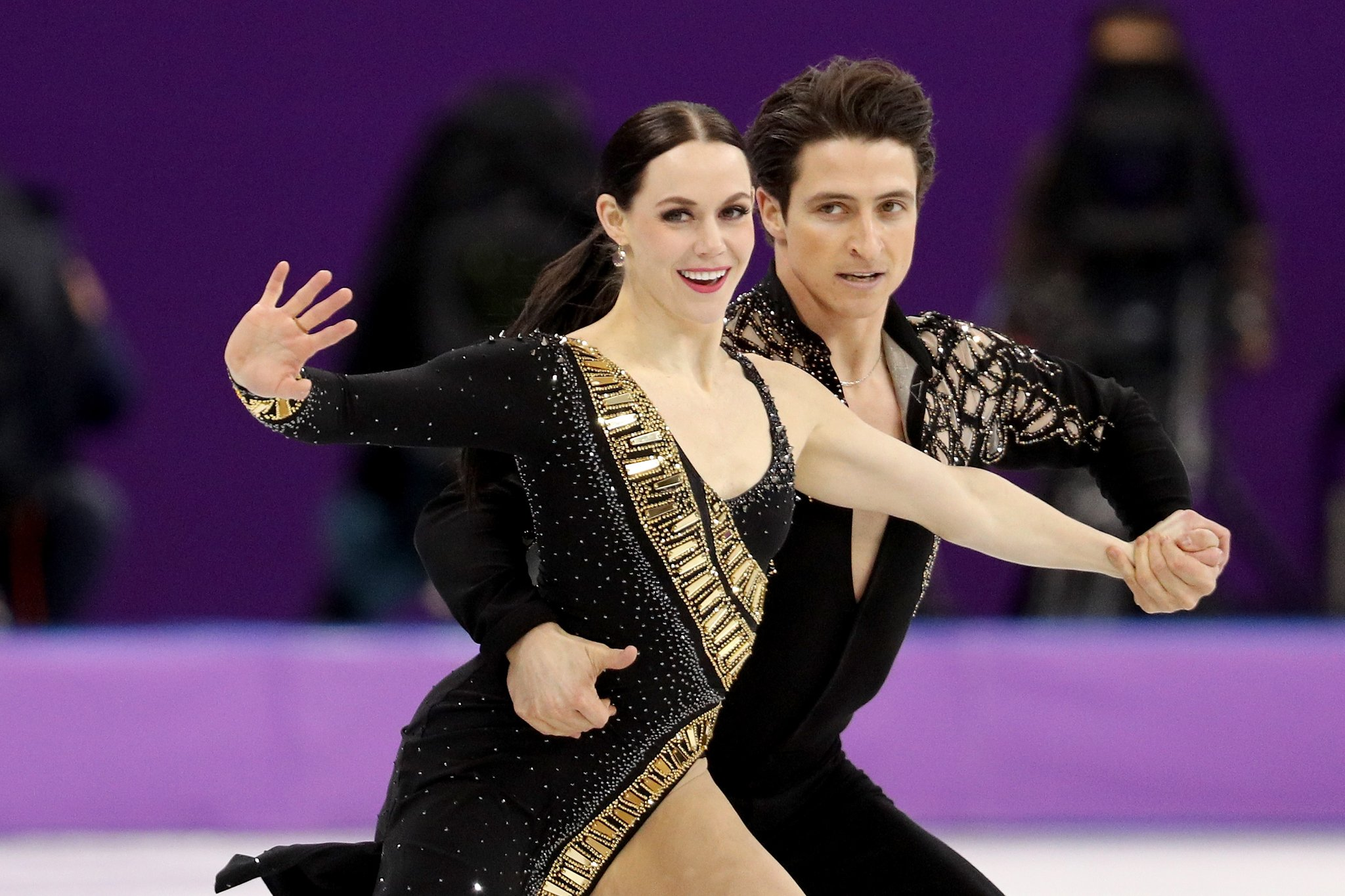 Are Tessa Virtue and Scott Moir Dating?