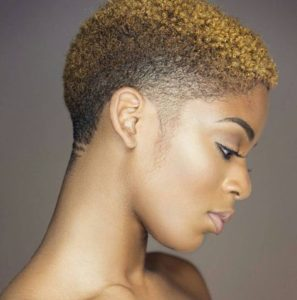 50+ Famous Short Natural Hairstyles - NiceStyles