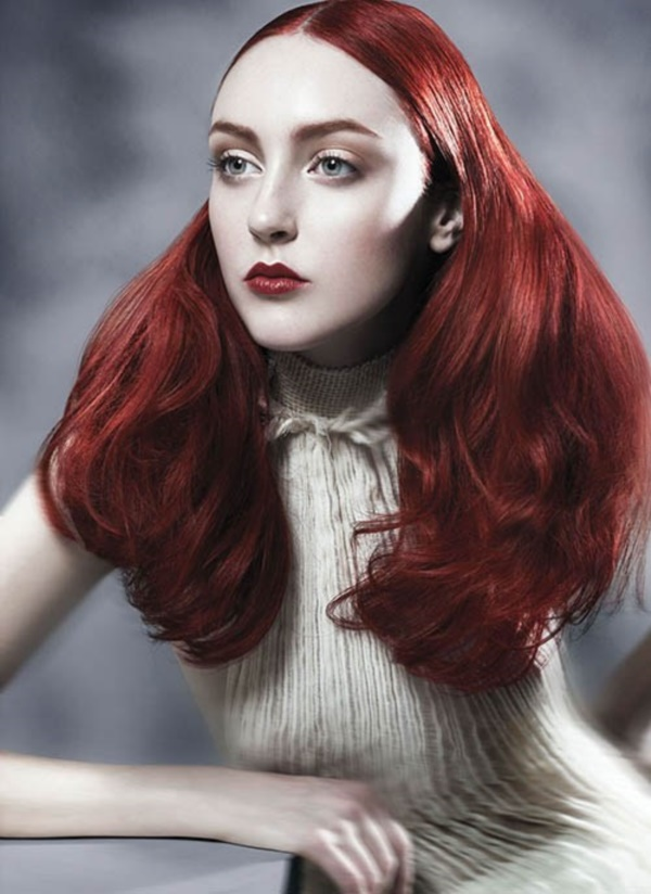 Sexy Red Head Hairstyles - NiceStyles