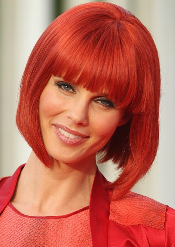 sexy red head hairstyles  nicestyles