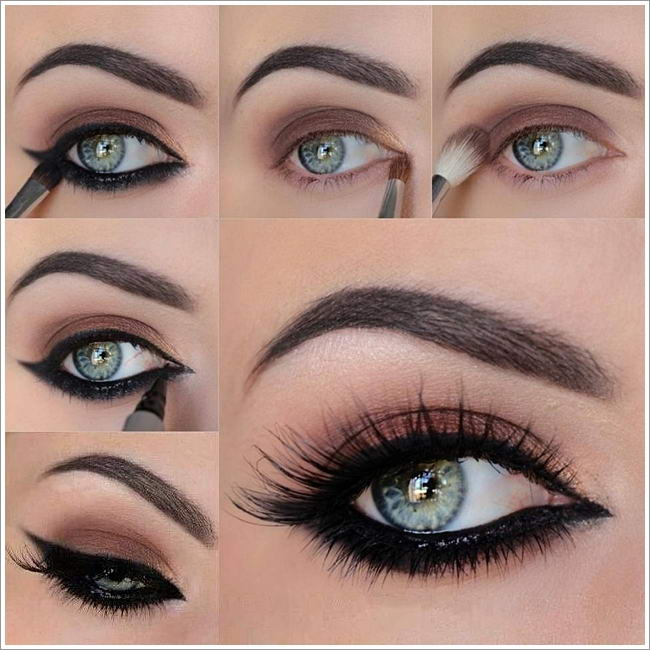 Amazing Chic Summer Eye Makeup Trends To Give You A Flawless Summer