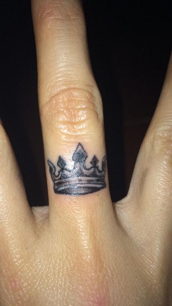 75 symbolic crown tattoo designs nicestyles