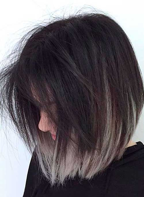 20 Charming Short Hair Color Ideas Nicestyles