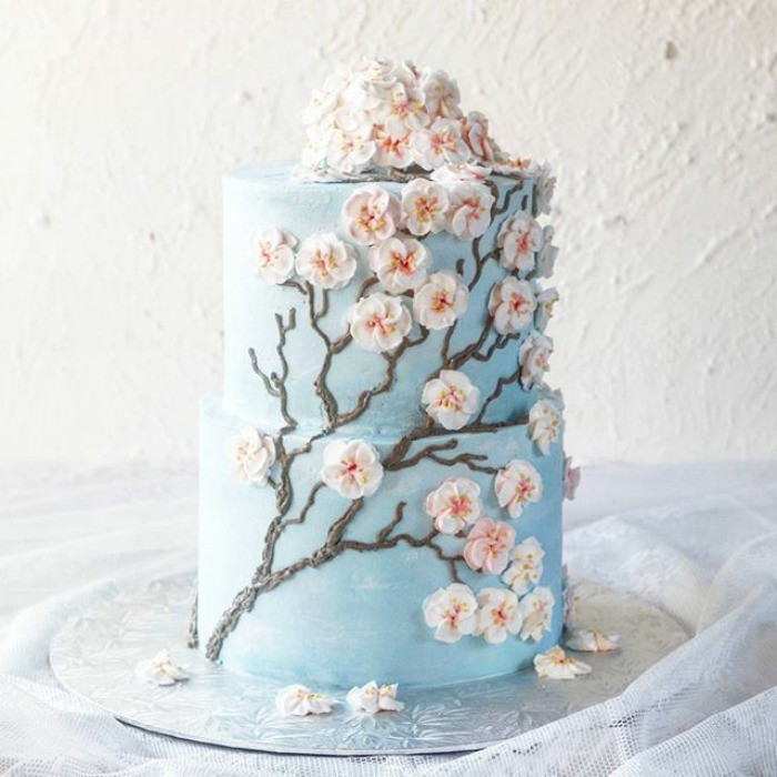 Wedding Cake Trends: Beauty and Elegant Performance