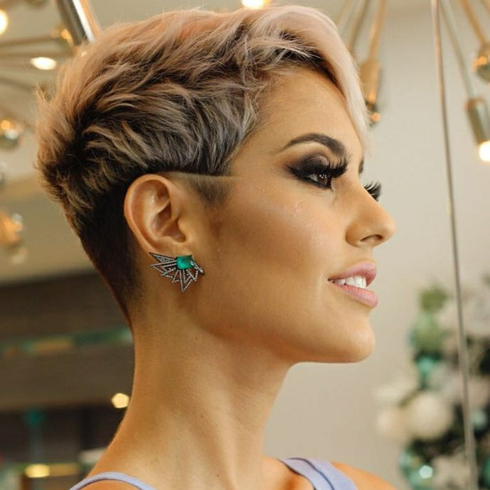 Daring Pixie Haircuts For Women Short Hairstyle And Color Nicestyles