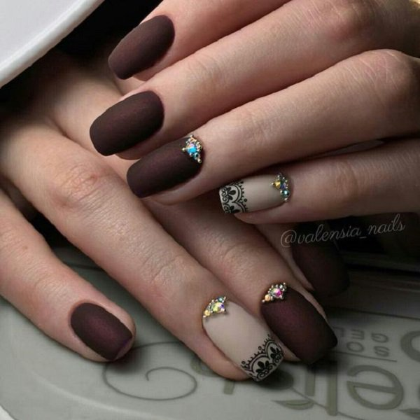 40 Chic Classy Nail Art Ideas Nicestyles
