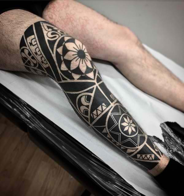 100+ Leg Tattoo Ideas For Men & Women