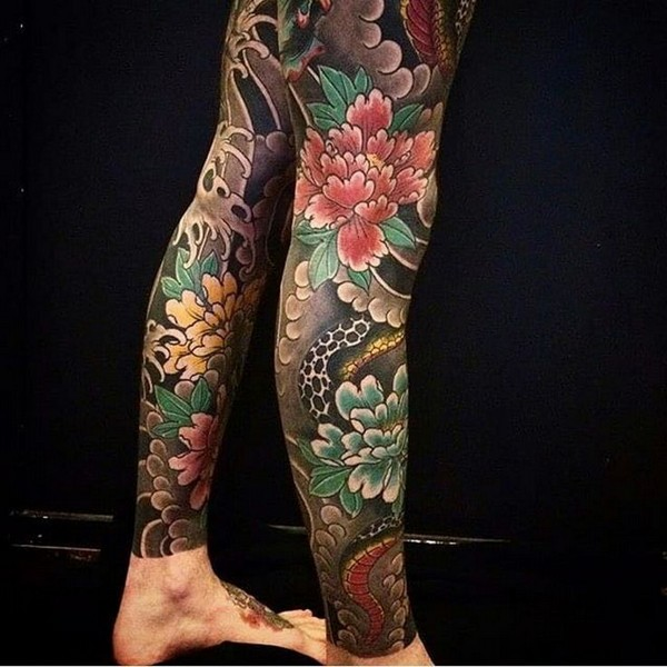 100 Leg Tattoo Ideas For Men Women Nicestyles