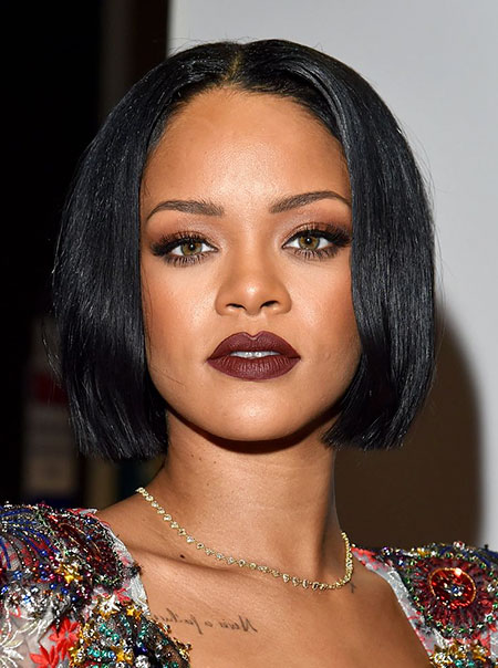 Rihanna Washington Riri Makeup