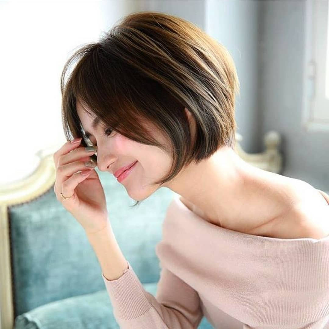 Cute Short Hairstyles And Haircuts For Young Girls Nicestyles