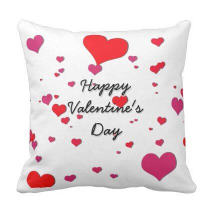Personalized Love Cushions