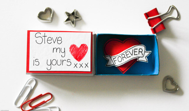 Personalized Card for Him