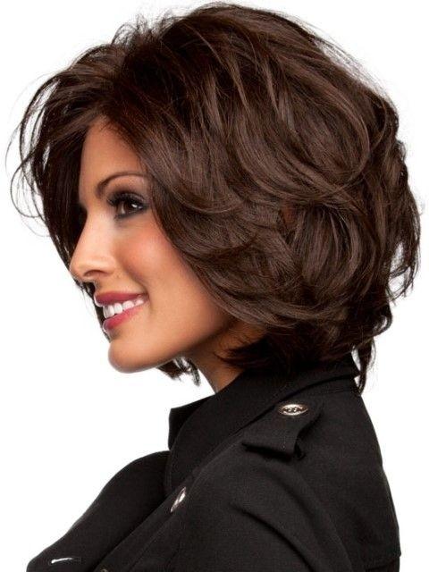 Easy Short Haircut for Women