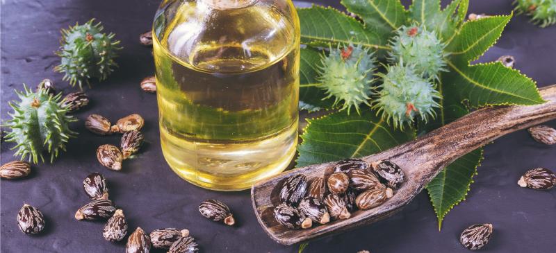 Castor Oil for Hair Straightening